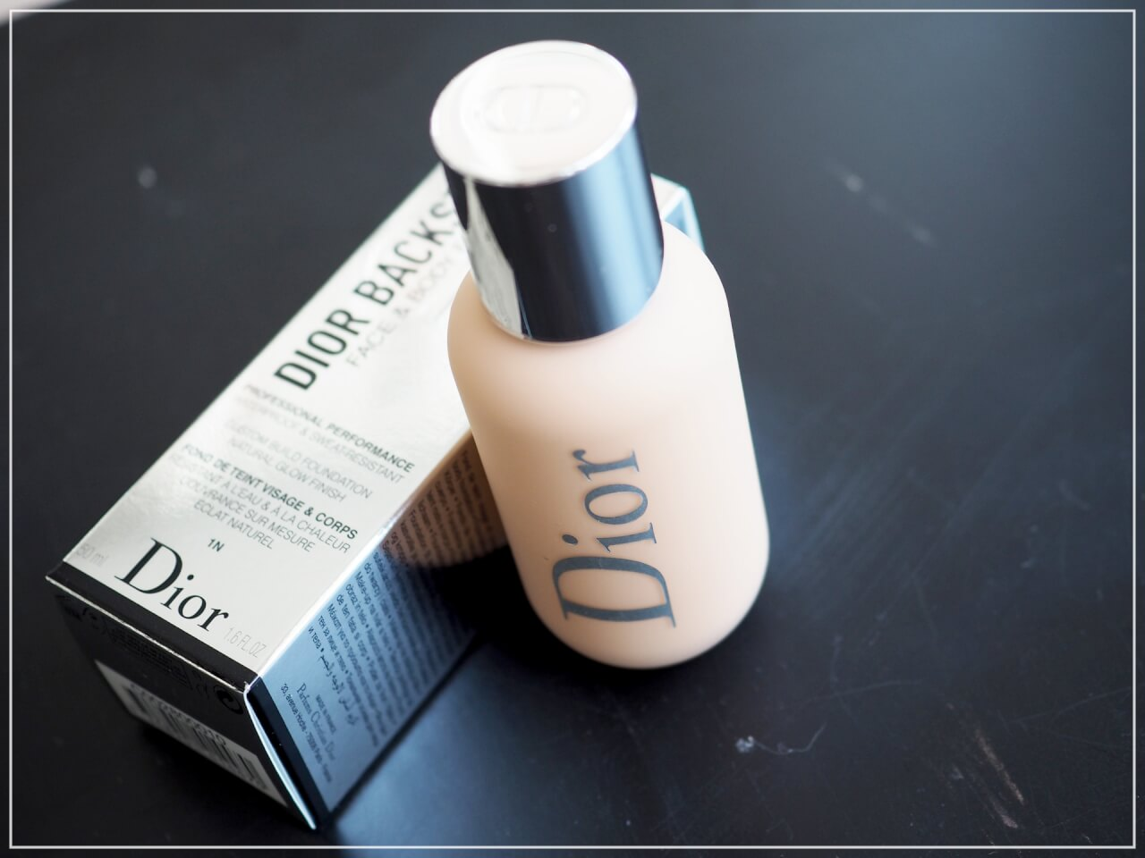Dior Backstage Face & Body Foundation