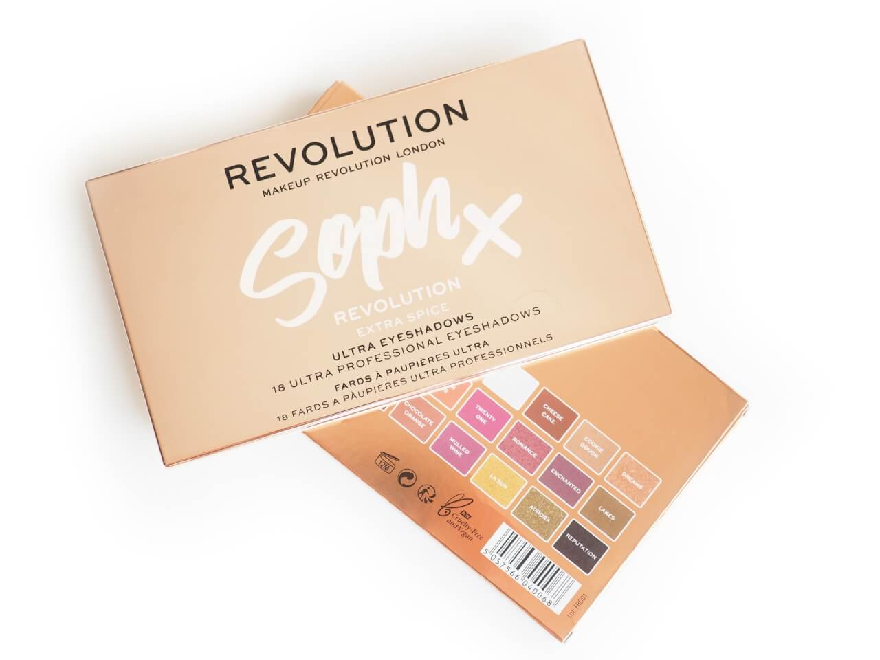 Makeup Revolution X Soph Extra Spice