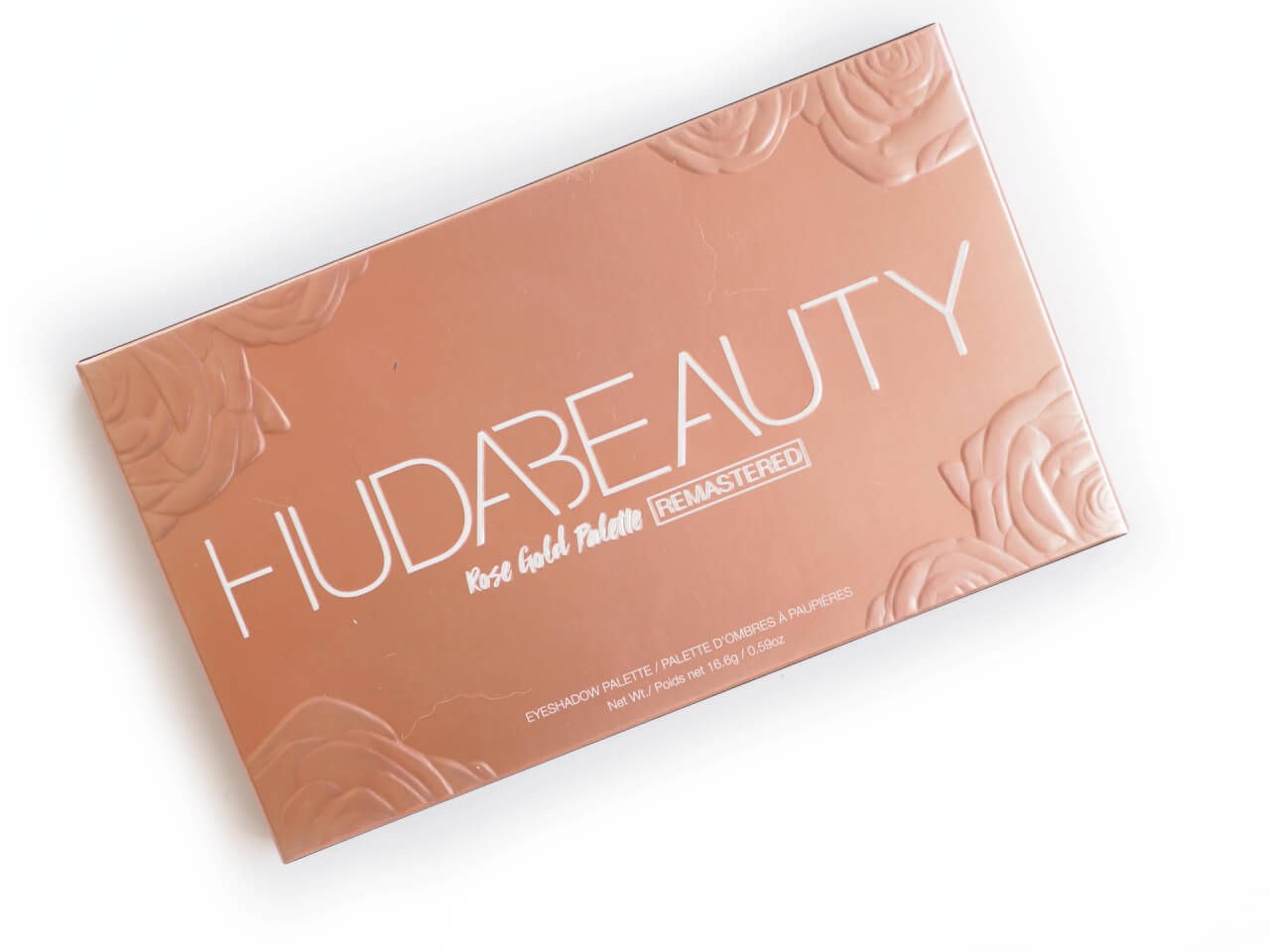 Huda Rose Gold Remastered