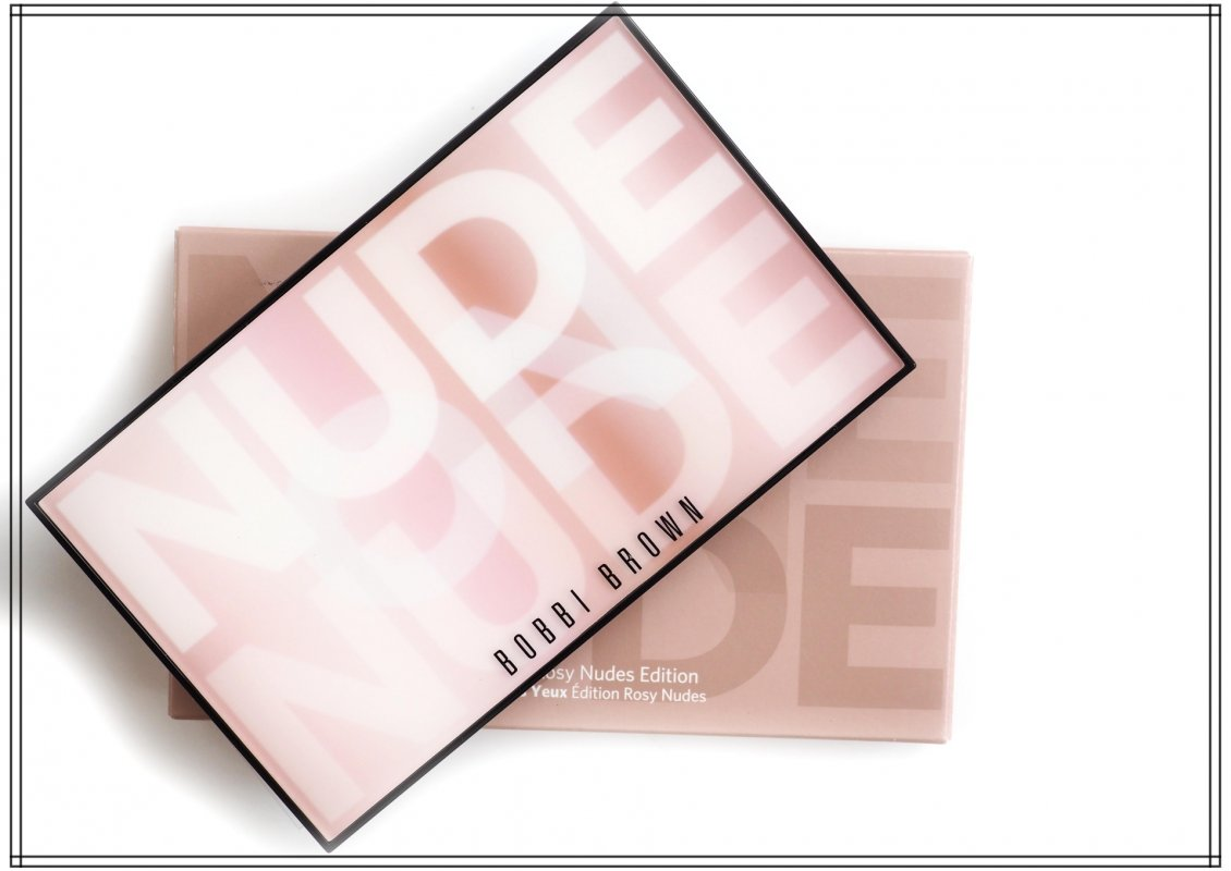 Bobbi Brown Rosy Nudes Edition
