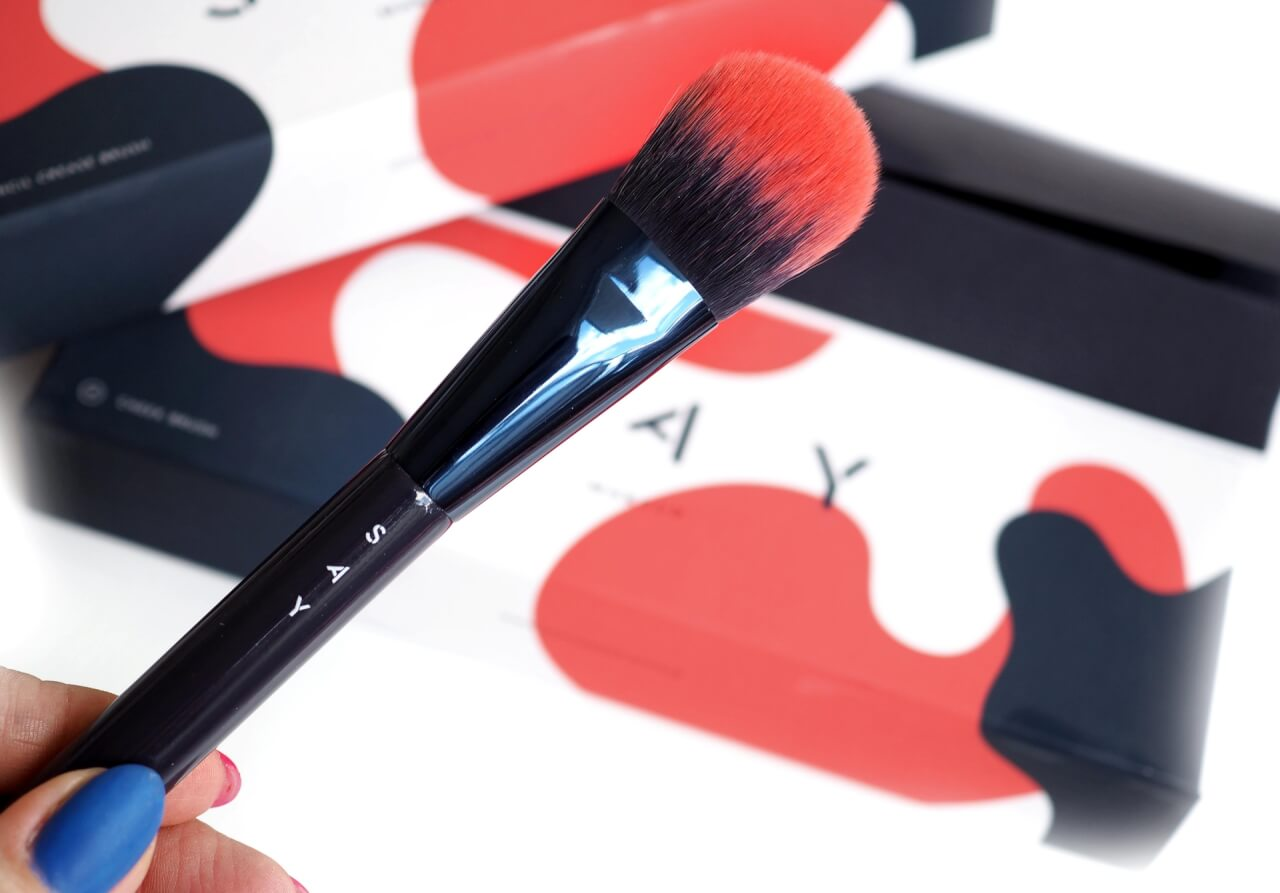 Say Makeup Cheek Brush