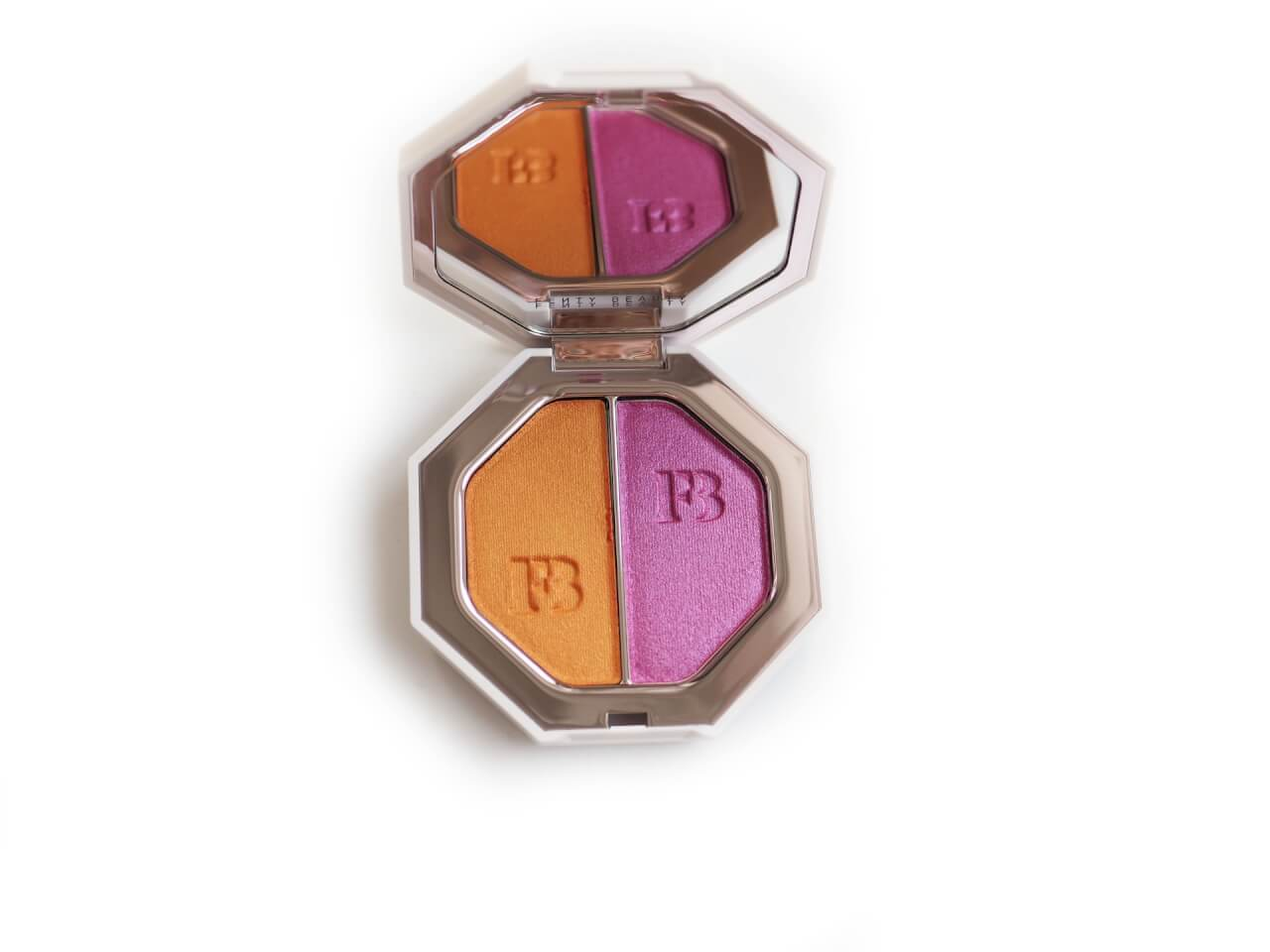 Fenty Beauty Mimosa Sunrise / Sangria Sunset Killawatt Foil Freestyle Highlighter