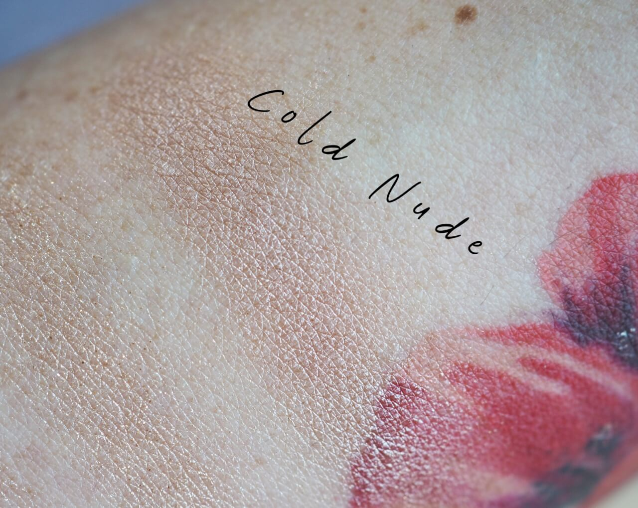 swatch Clare Blanc COLD NUDE