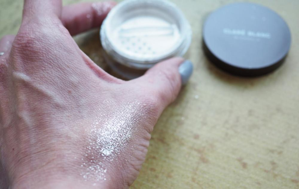 swatch Clare Blanc MAGIC DUST PURE SILVER