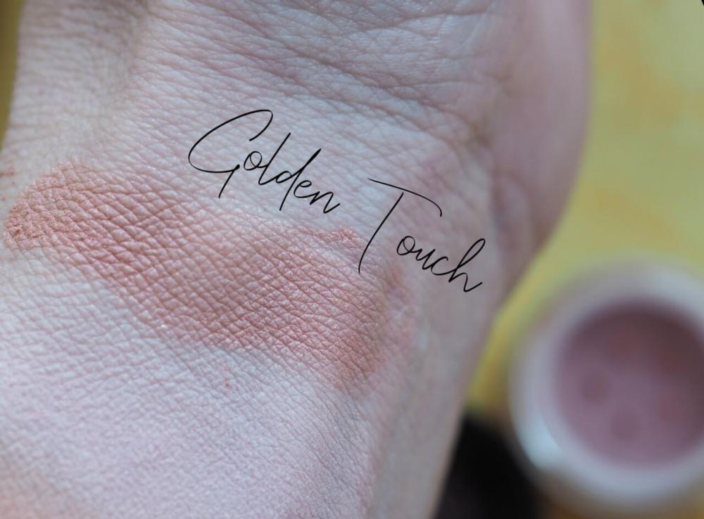 Clare Blanc Gold Touch
