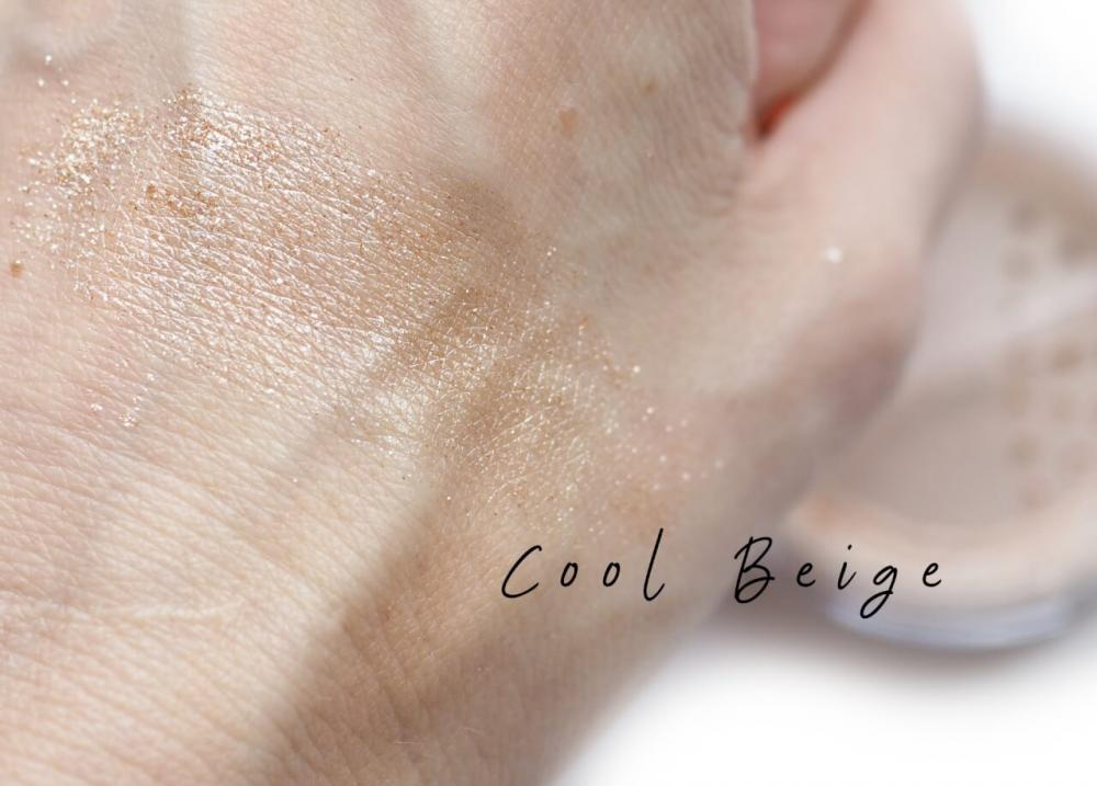 swatch Clare Blanc Magic Dust Cold Beige