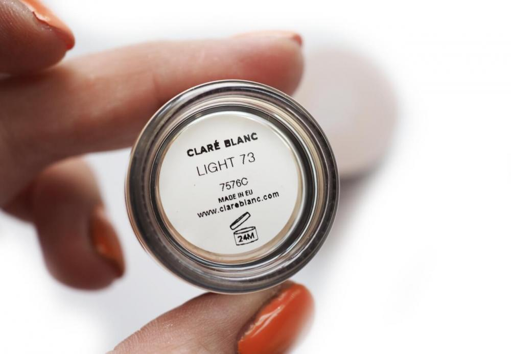 Clare Blanc Korektor Mineralny Light I Eye Flash