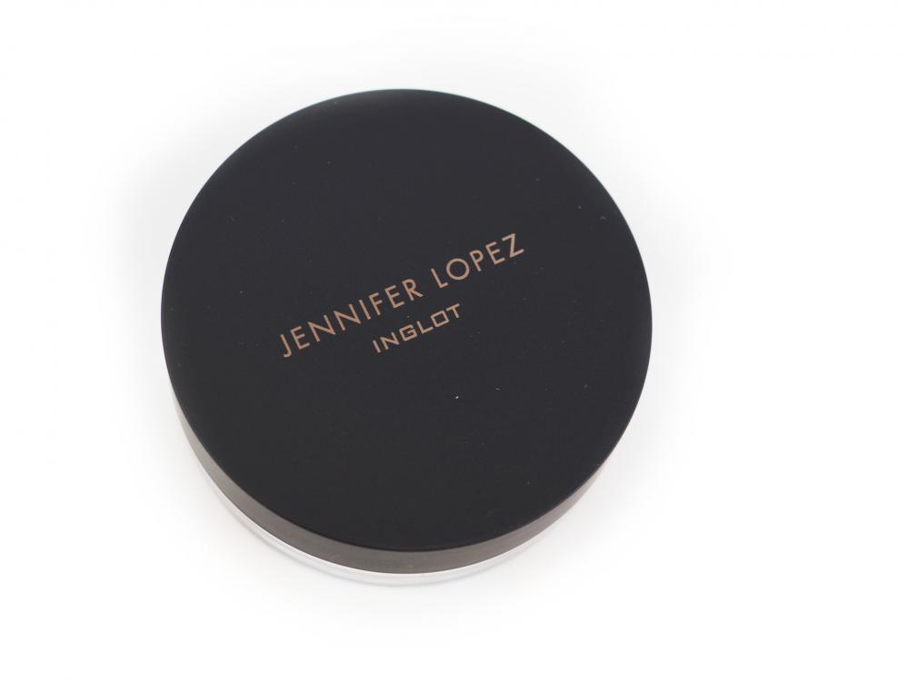 Jennifer Lopez X Inglot Livin' the Highlight J201 Radiant