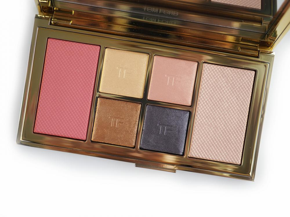 TOM FORD Soleil Eye & Cheek Palette Winter 2018