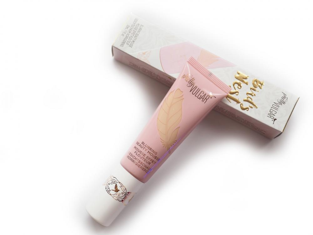 Pretty Vulgar Bird's Nest Blurring Beauty Mousse