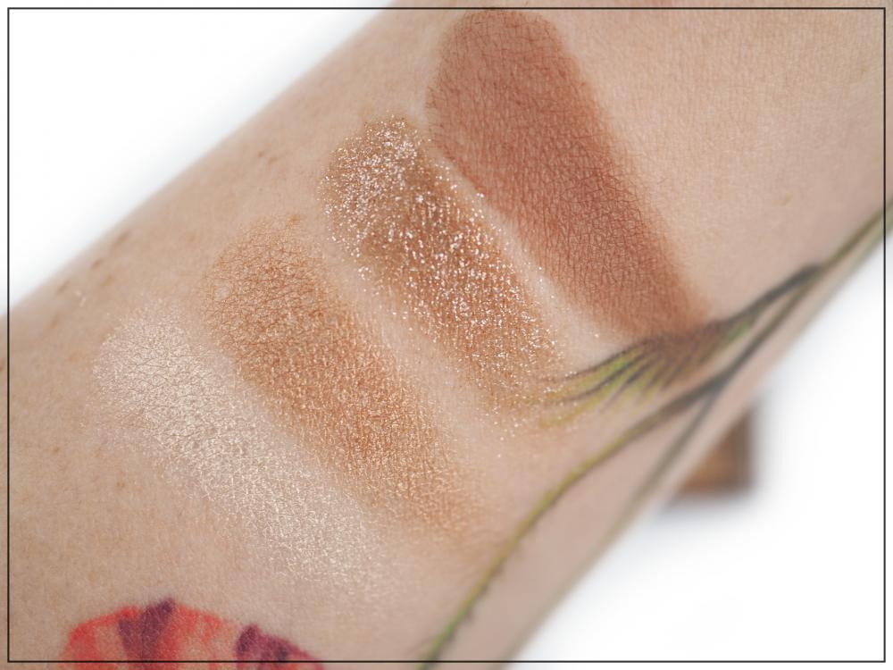 swatches Charlotte Tilbury Bigger Brighter Eyes EXAGGER-EYES