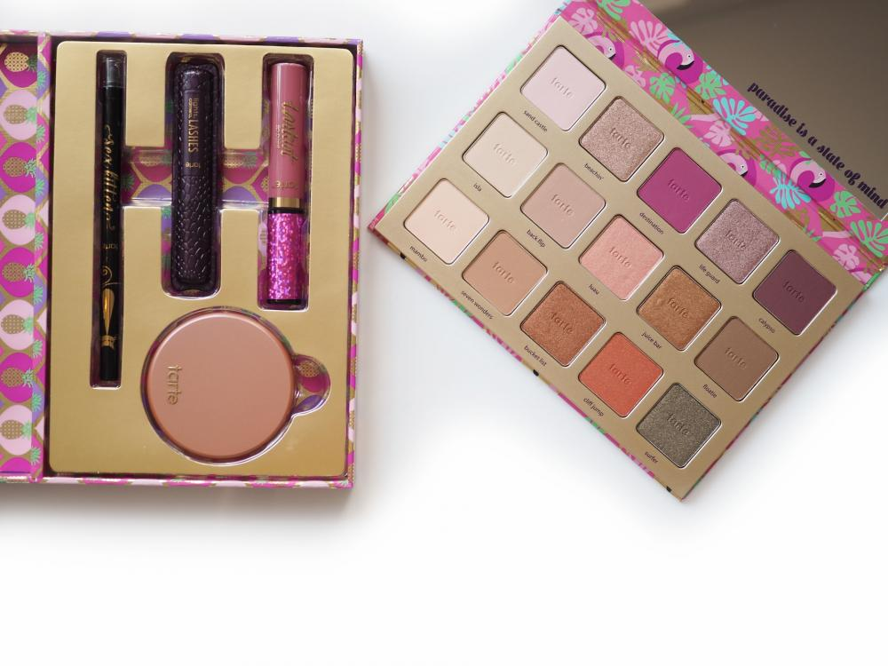Tarte Cosmetics Passport to Paradise Collector's Set