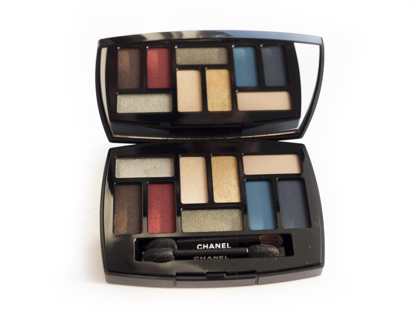 Chanel Les 9 Ombres Eyeshadow Palette No.2 QUINTESSENCE