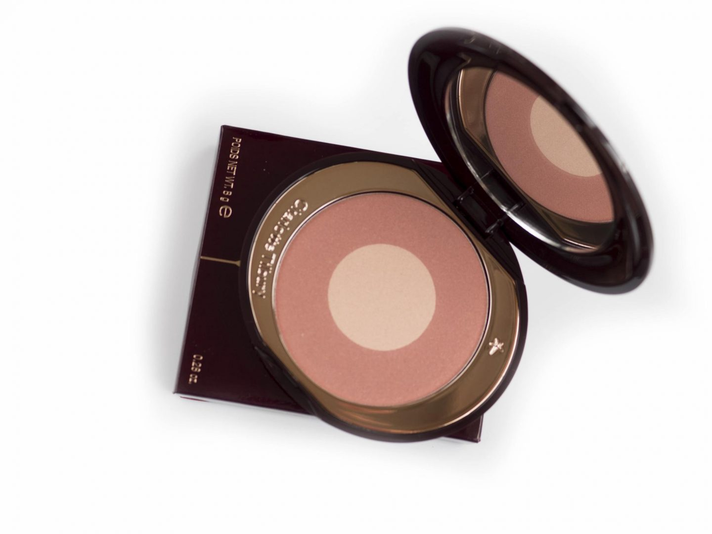 Charlotte Tilbury Pillow Talk Cheek to Chic Blush