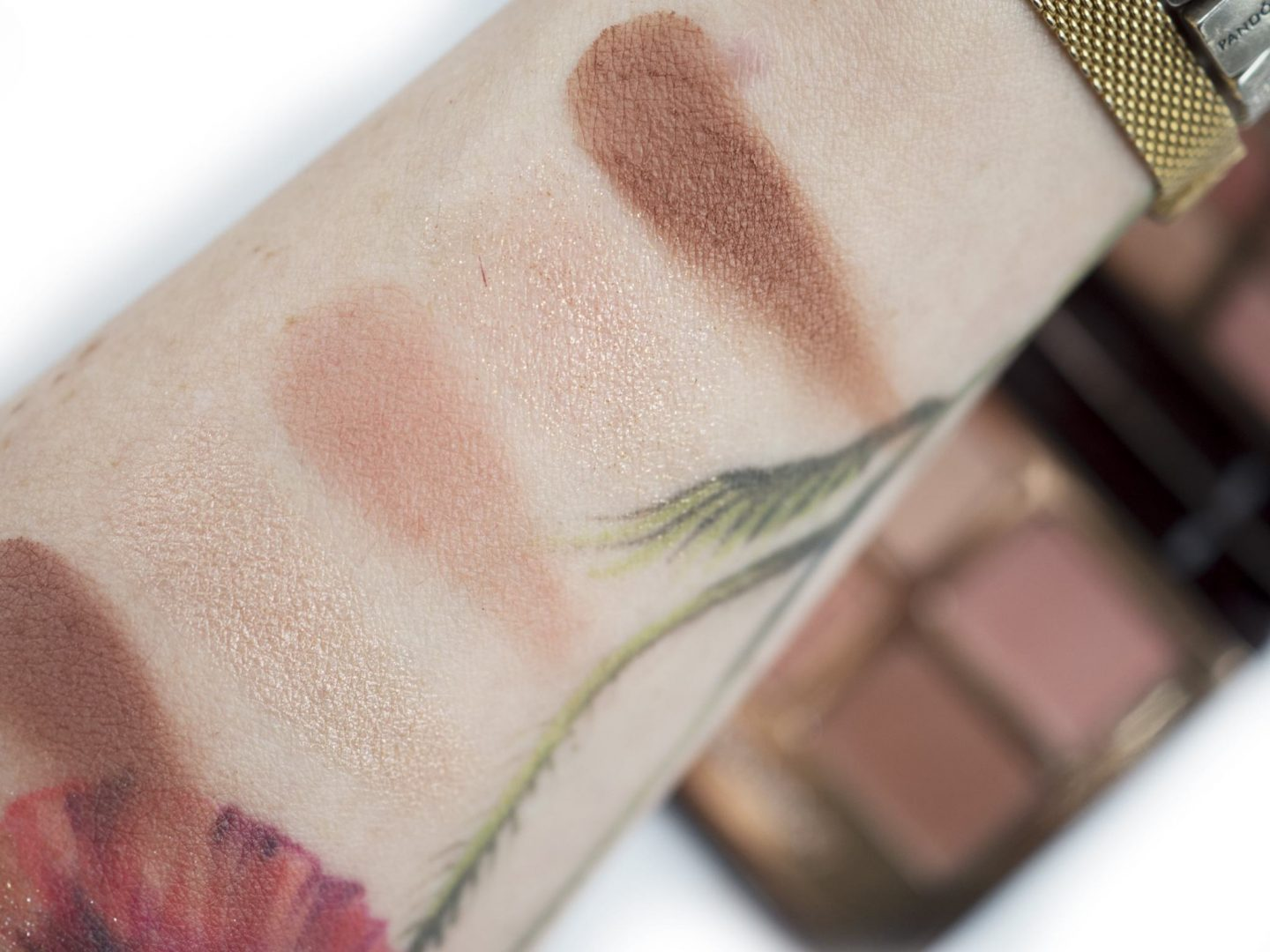 Swatches Pillow Talk Luxury Palette