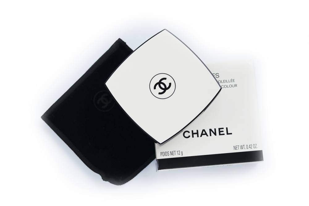 Chanel Deep Les Beiges Healthy Glow Natural Eyeshadow Palette – makijaż na wiosnę i lato