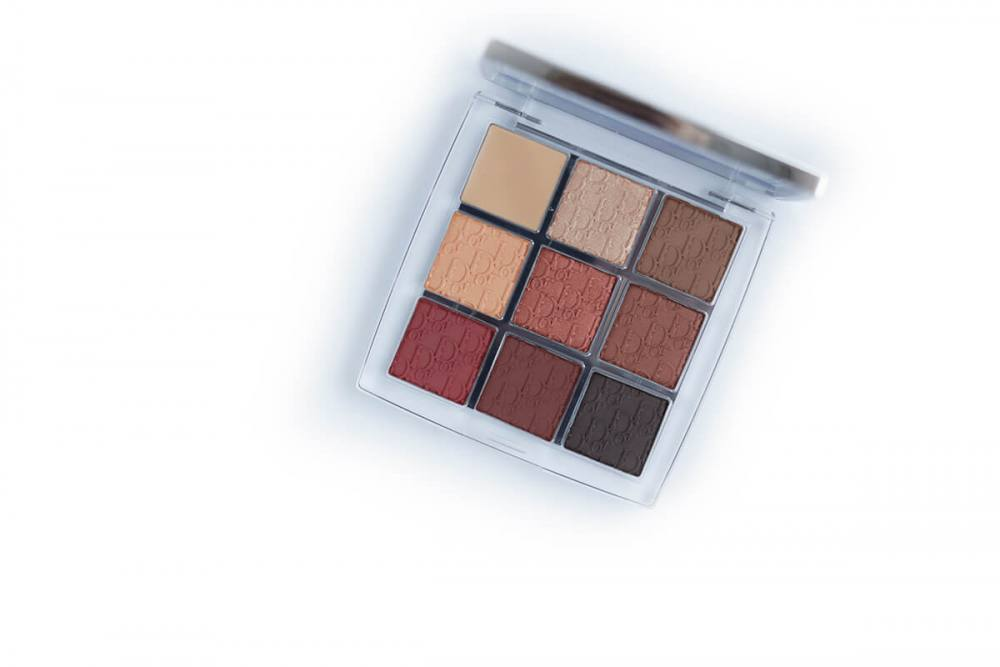 Dior Backstage Amber Neutrals Eye Palette