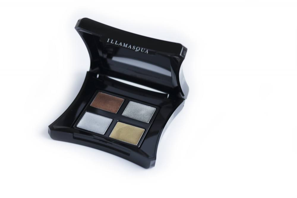 Illamasqua Body Electrics Limited Edition 4-Colour Liquid Metal Palette