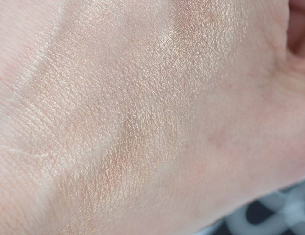 swatch Nars Super Radiant Booster