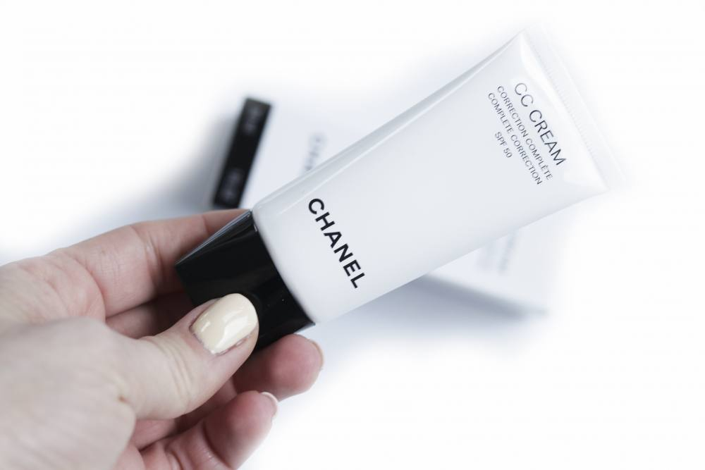 Chanel CC Cream SPF 50