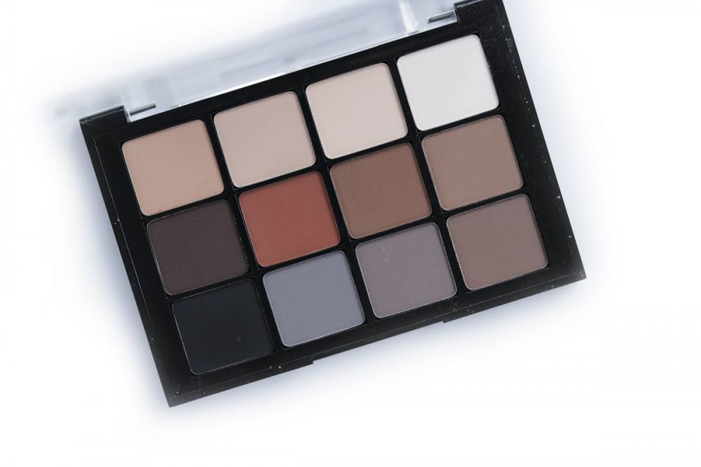 Viseart 01 Neutral Mattes Eyeshadows