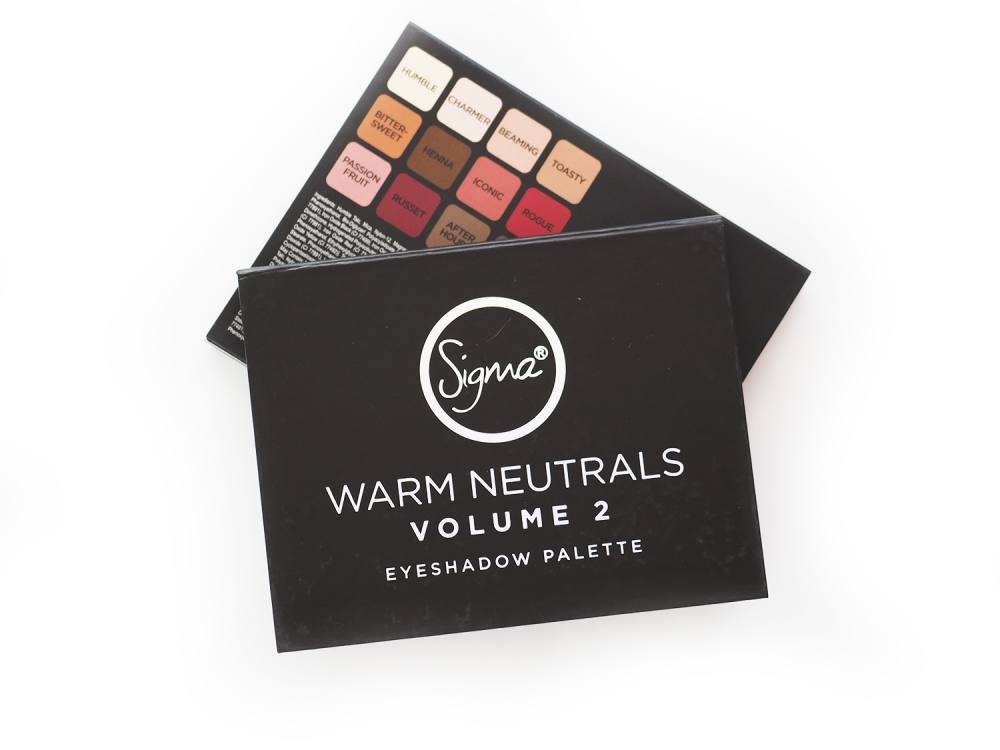 Sigma Warm Neutrals Vol 2