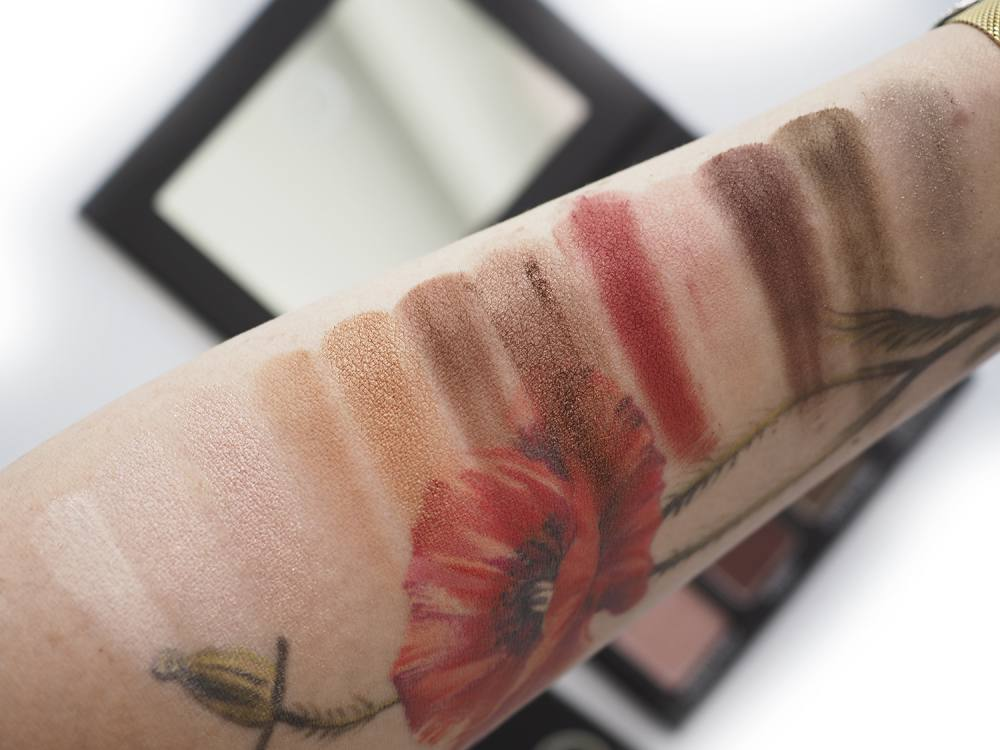 swatches Sigma Warm Neutrals Vol 2