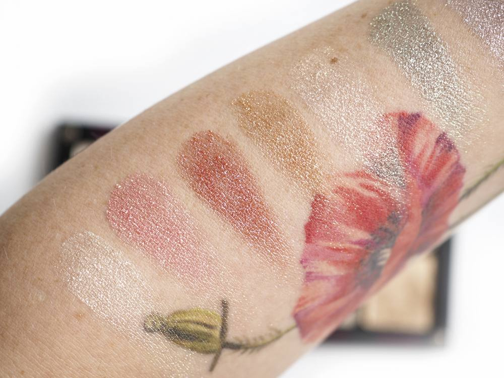 Swatches Partylicious Inglot