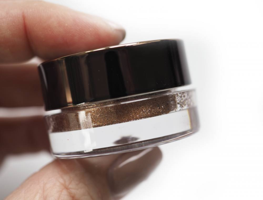 Hourglass Ray Scattered Light Glitter Eyeshadow