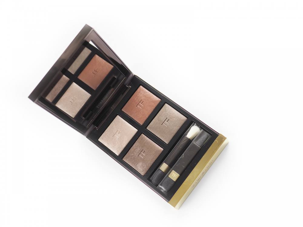 Tom Ford Body Heat Eye Color Quad
