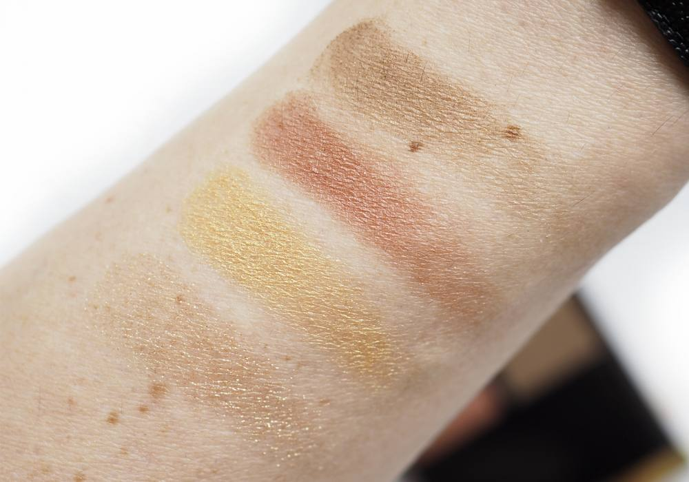 Swatches Tom Ford Leopard Sun