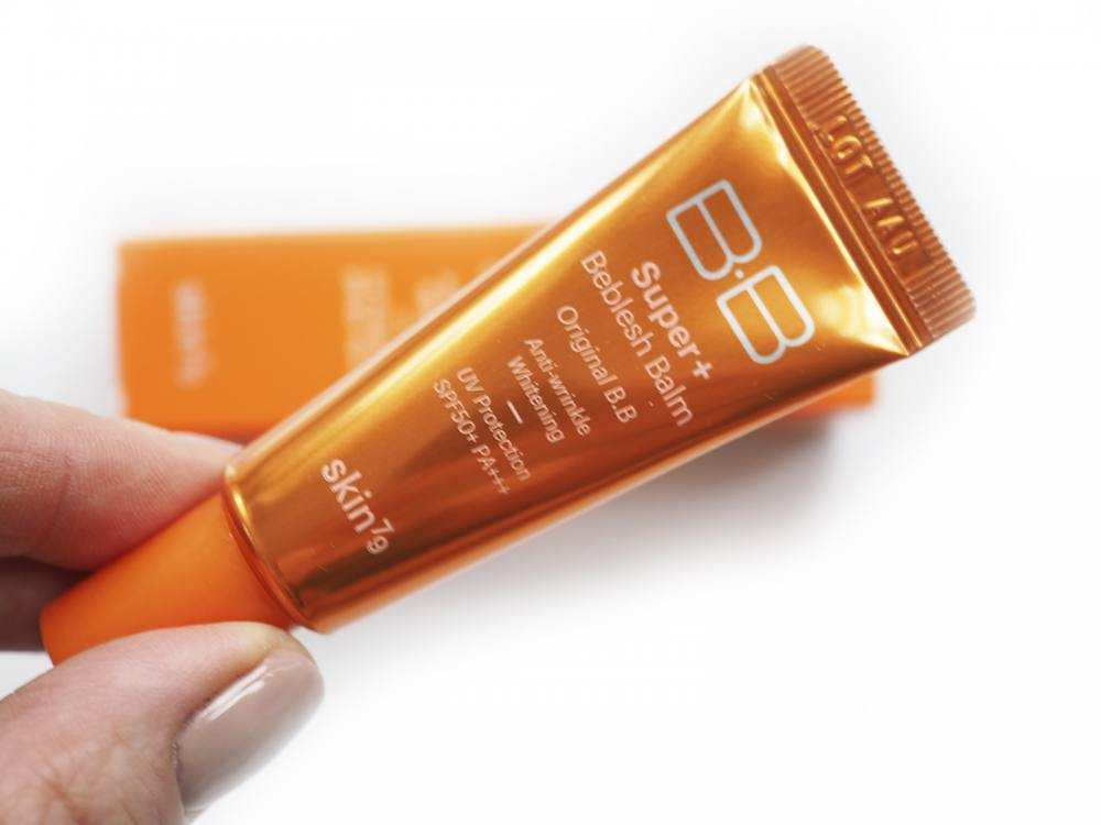 SKIN79 Orange Super+ Triple Functions BB Cream