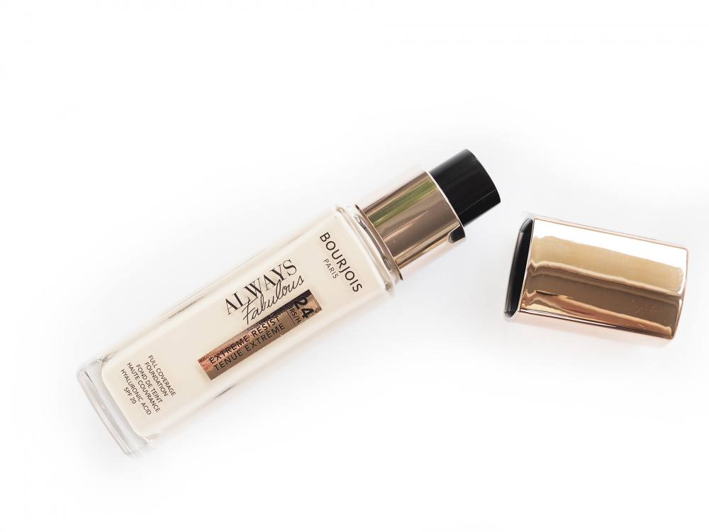 Bourjois Always Fabulous Full Coverage Foundation