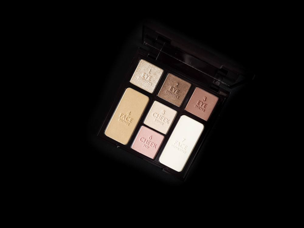 Charlotte Tilbury Instant Look In A Palette Gorgeous, Glowing Beauty