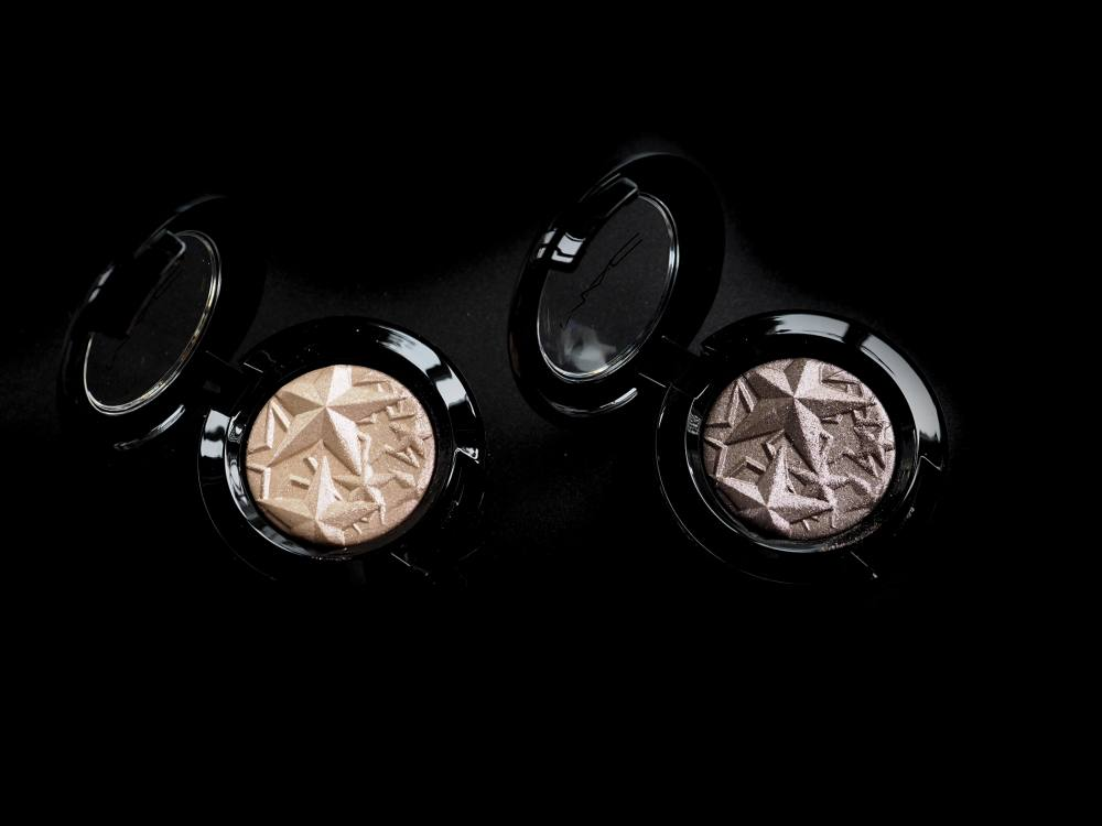 MAC Extra Dimension Deep Twinkle + Delicate Drift