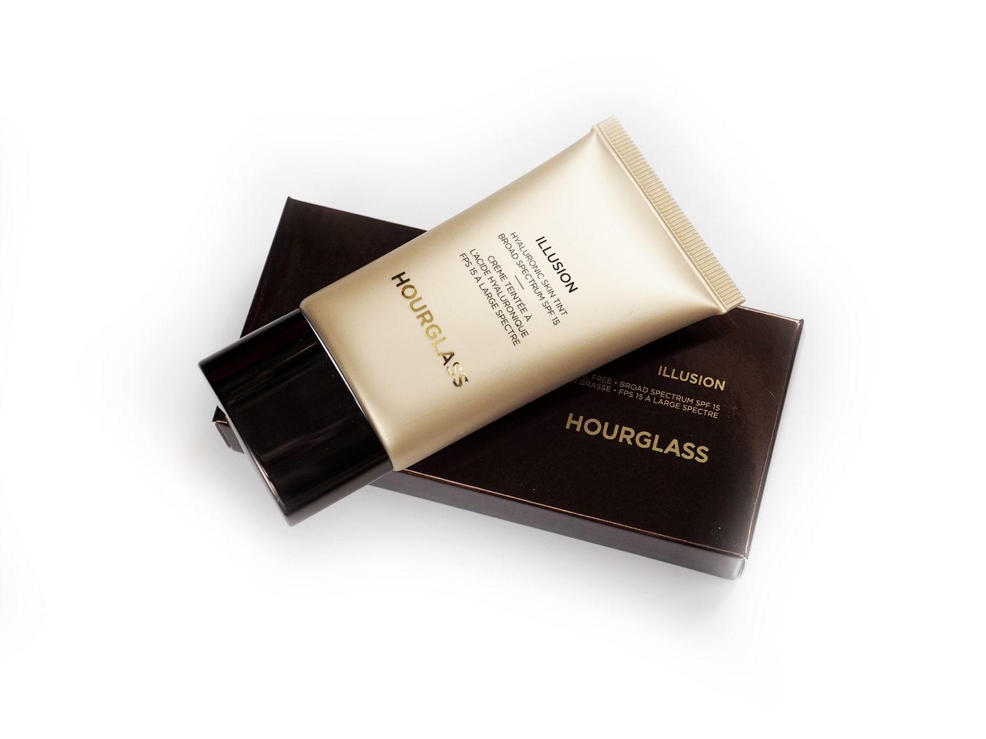Hourglass Illusion Hyaluronic Skin Tint - Shell