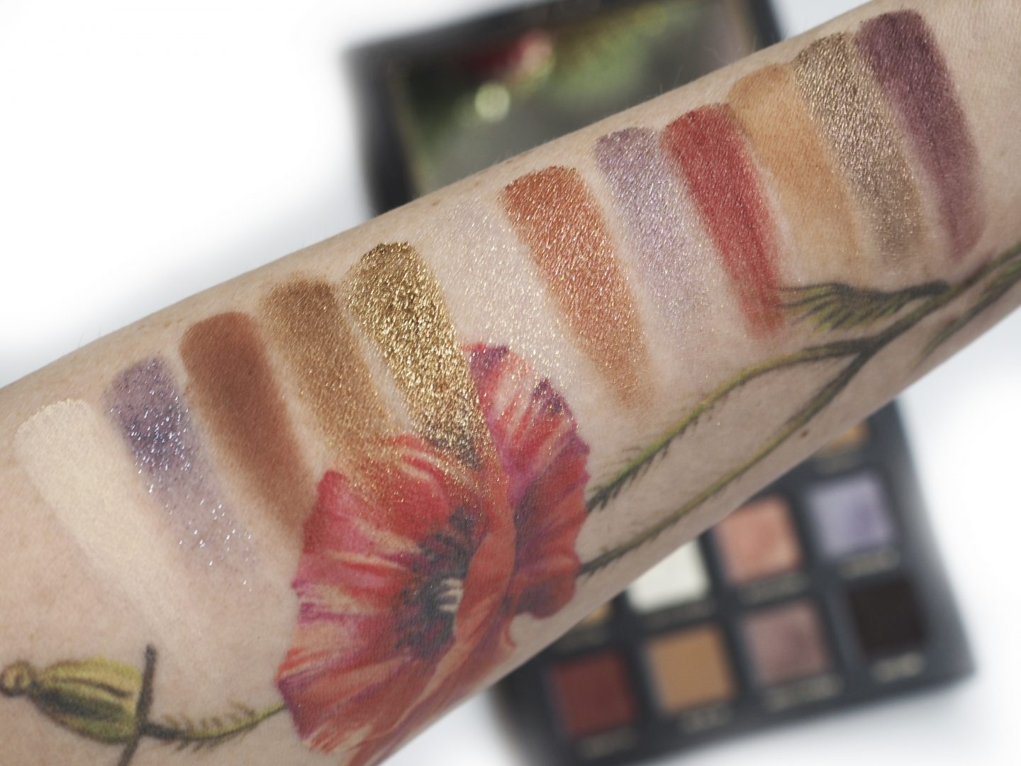 swatches Nabla Dreamy 2 - The Mystic Collection 2019