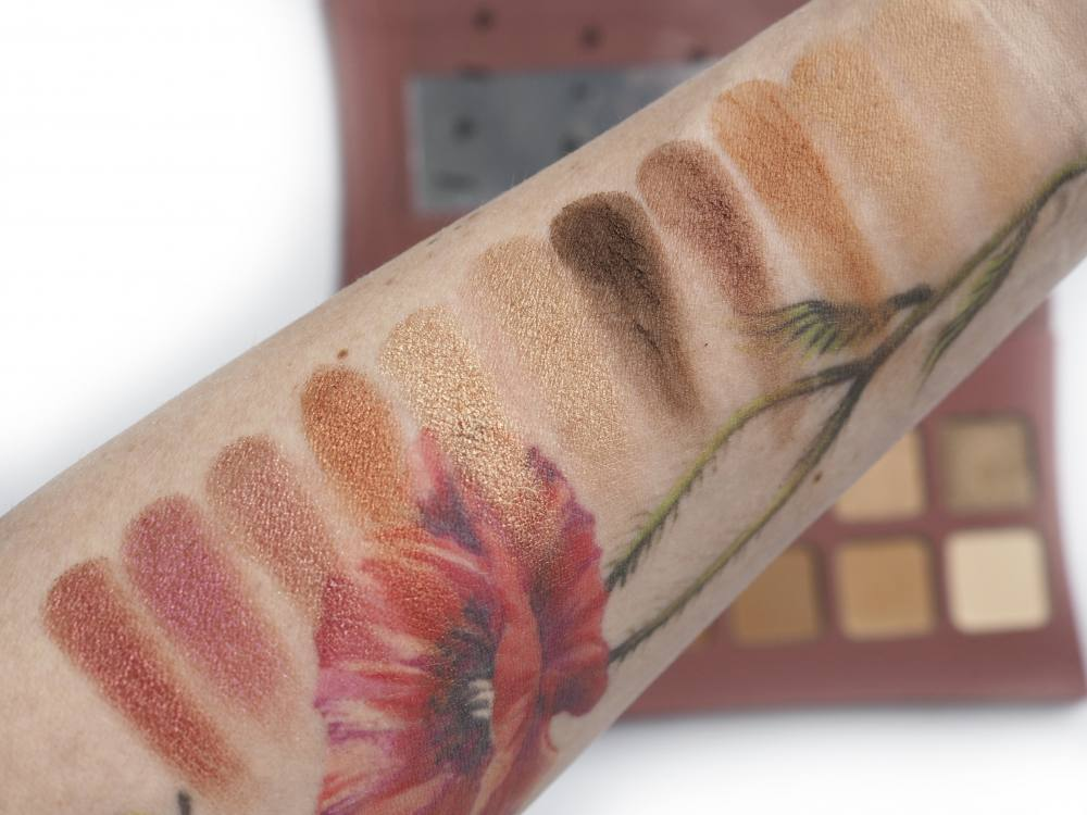 Swatches Illamasqua Nude Collection Unveiled Artistry Palette