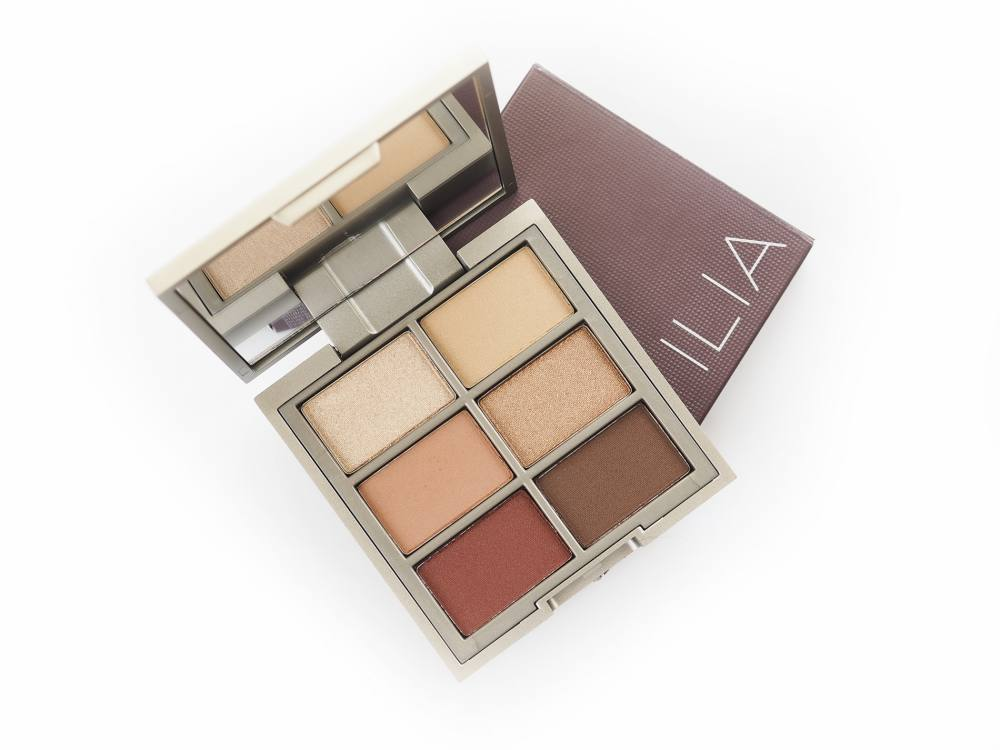 Ilia The Necessary Eyeshadow Palette Warm Nude