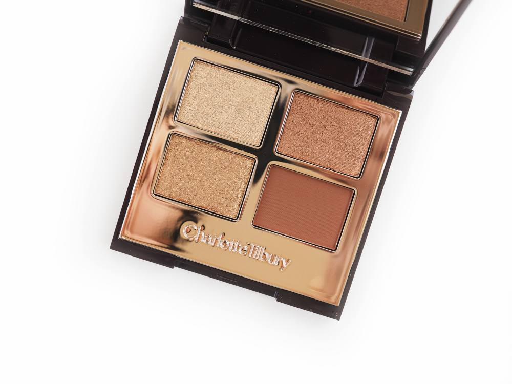 Charlotte Tilbury Copper Charge Luxury Palette