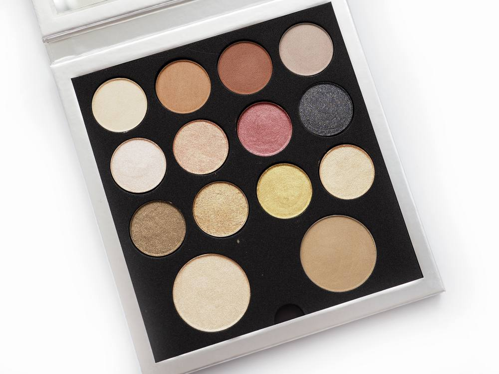 Pur Cosmetics Creator Eyeshadow & Face Palette