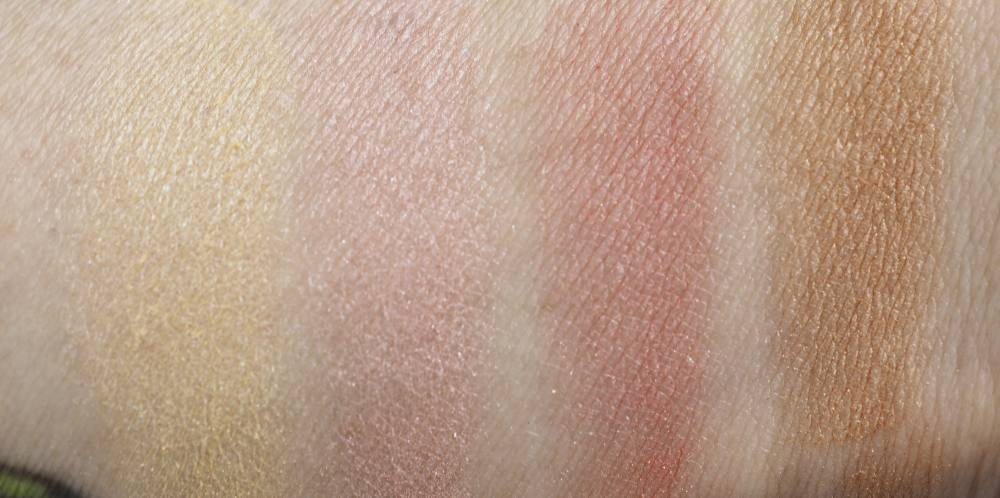 Swatches By Terry Sunny Flash
