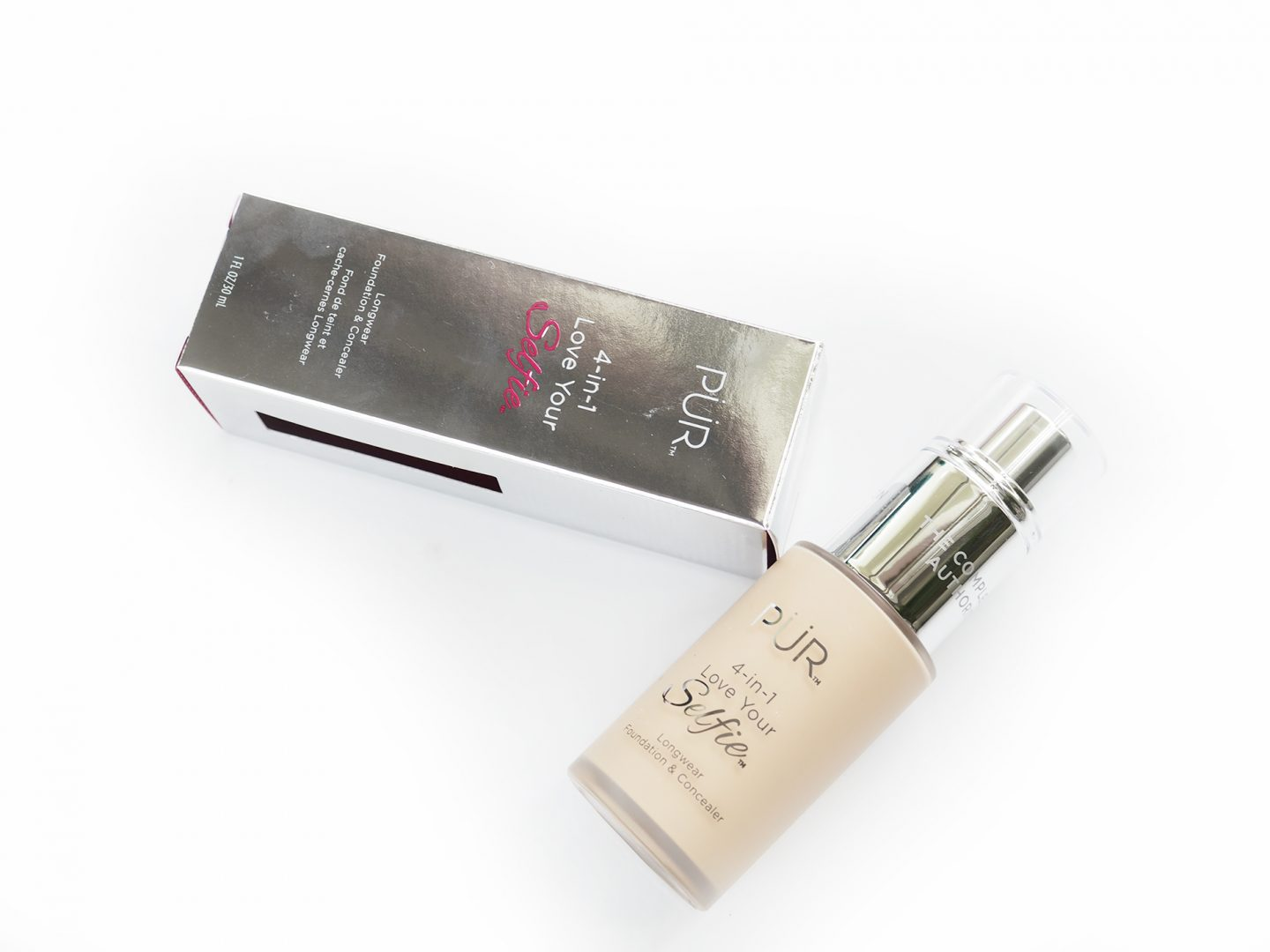 Pur Cosmetics 4-in-1 Love Your Selfie Longwear Foundation and Concealer