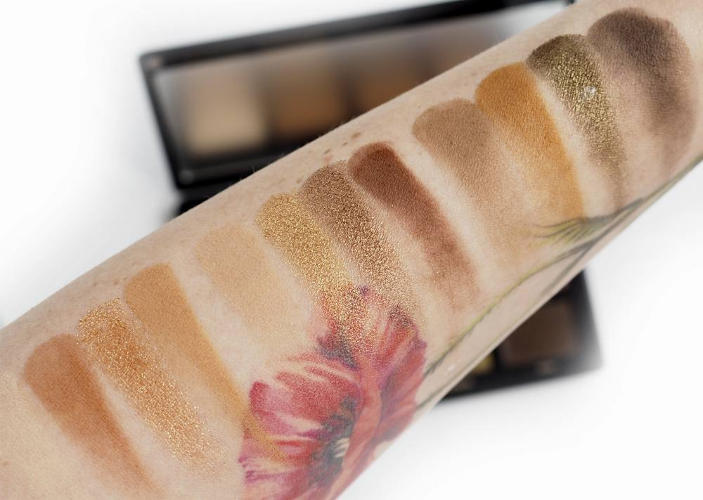 Swatches Artist Couture Supreme Nudes Palette