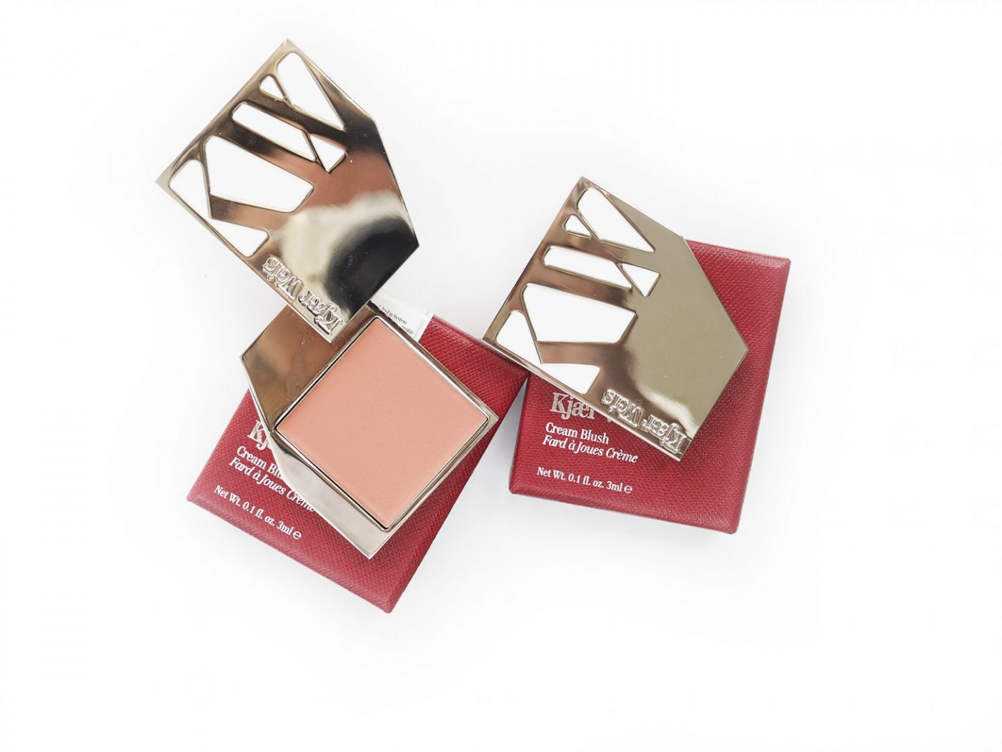 Róż Kjaer Weis Cream Blush