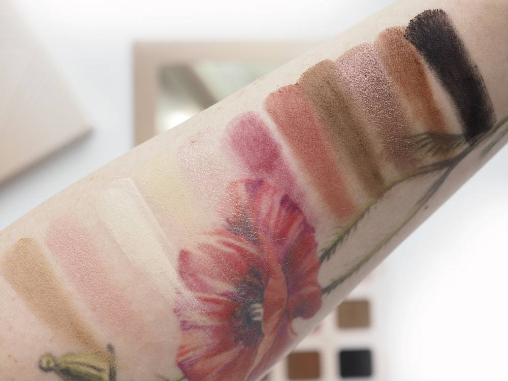 Swatches Affect Cosmetics Secret Beauty