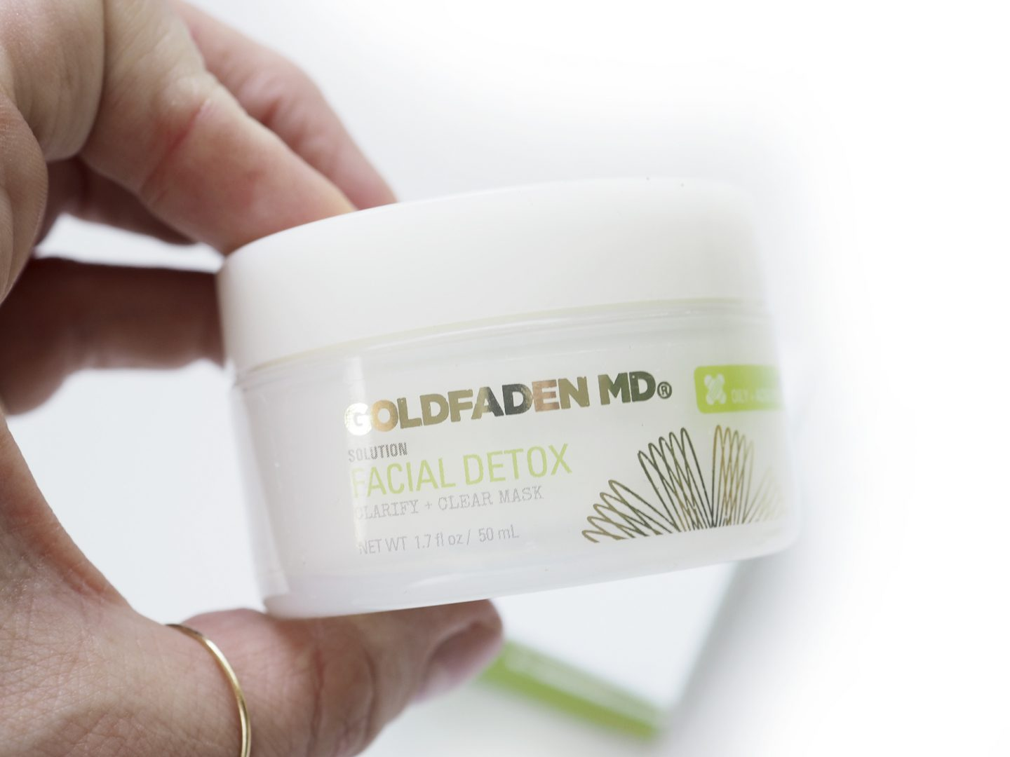 Goldfaden Facial Detox