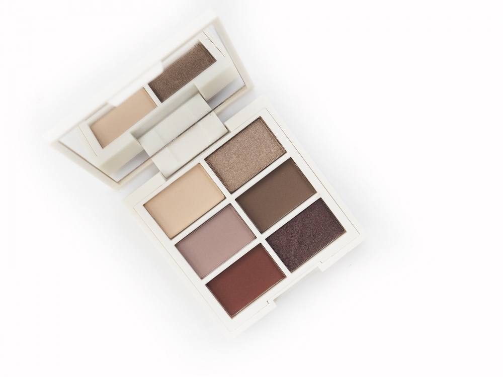 Ilia Cool Nude The Necessary Eyeshadow Palette