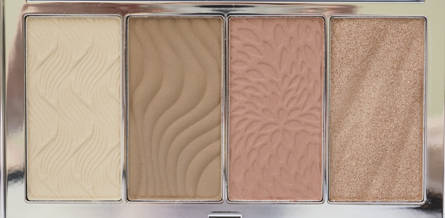 Pur Cosmetics 4-in-1 Skin-Perfecting Powders Face Palette