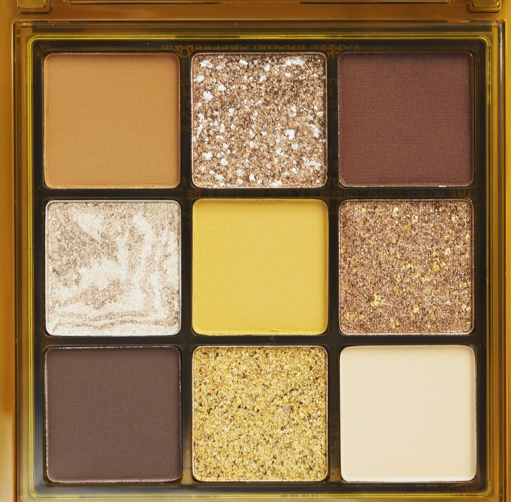 Huda Beauty Brown Obsessions - Toffee